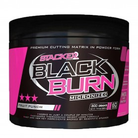 STACKER 2 - Black Burn Micronized