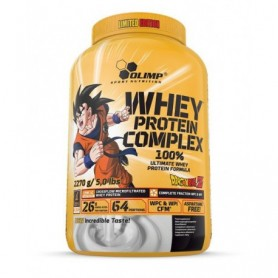 OLIMP - Whey Protein Complex - Limited Edition - DRAGON BALL