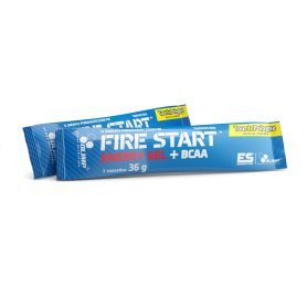 OLIMP - Fire Start Energy Gel + BCAA