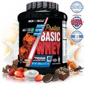 IRONMUSCLE - Basic Whey