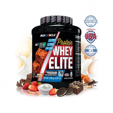 IRON MUSCLE - Elite Whey