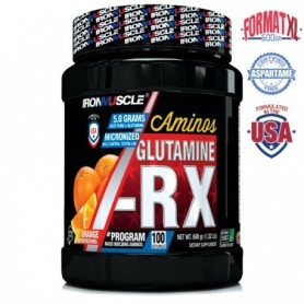 IRON MUSCLE - Glutamine RX